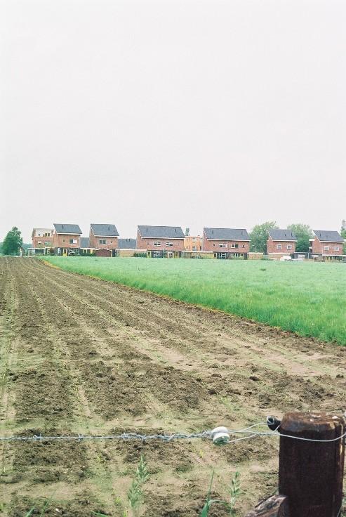 Oprukkend dorp