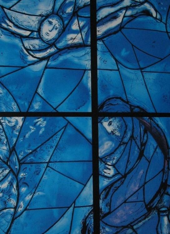 Profeet Chagall 1Kon19