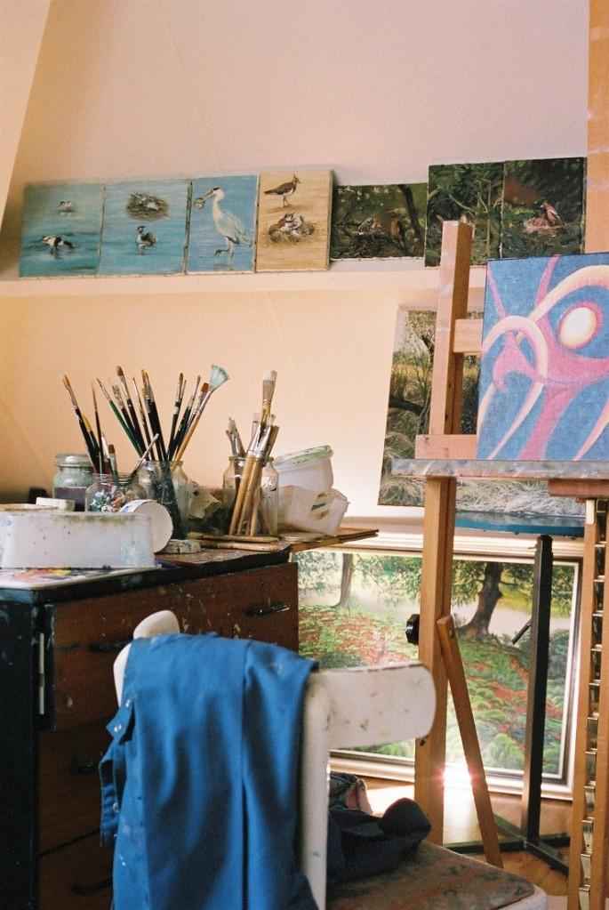 Vader Steeghs schildert