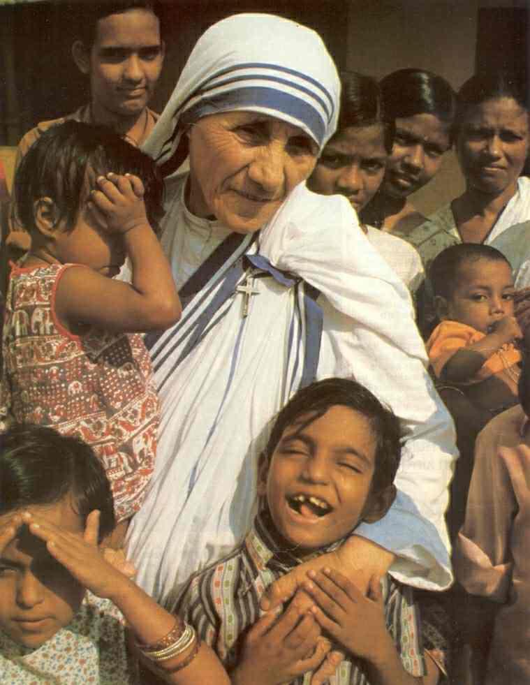 Moeder Teresa van Calcutta