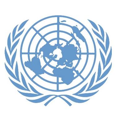 Verenigde Naties logo