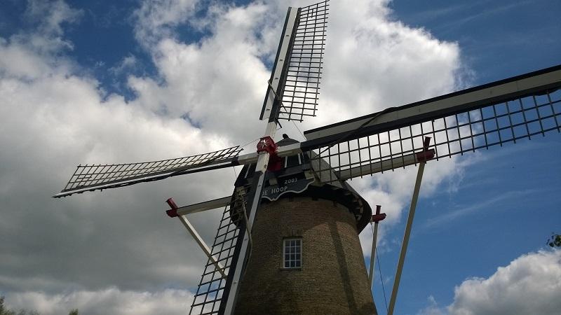 Korenmolen De Hoop Rijswijk 2van2