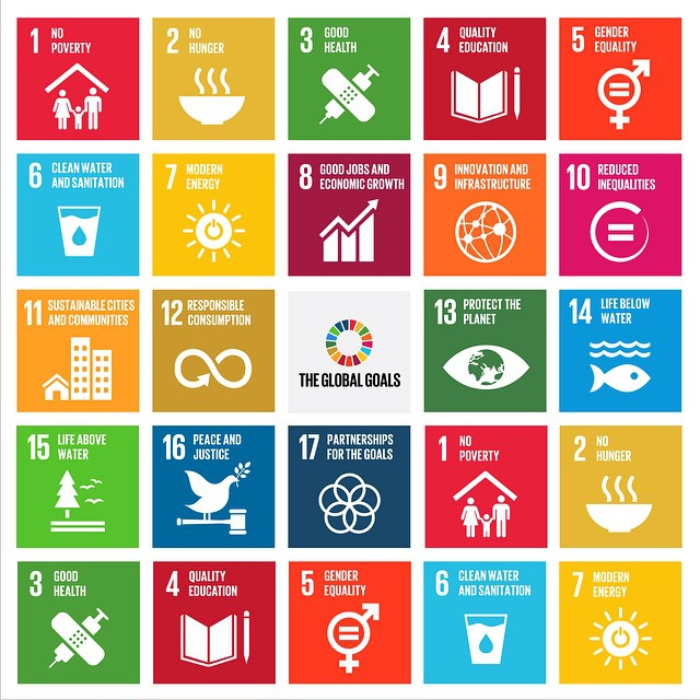 Sustainable Development Goals UN