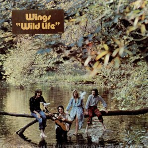 Wild Life - albumhoes