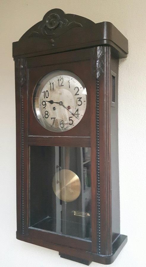 1925 De Klok van mijn Opa - Huwelijksgeschenk