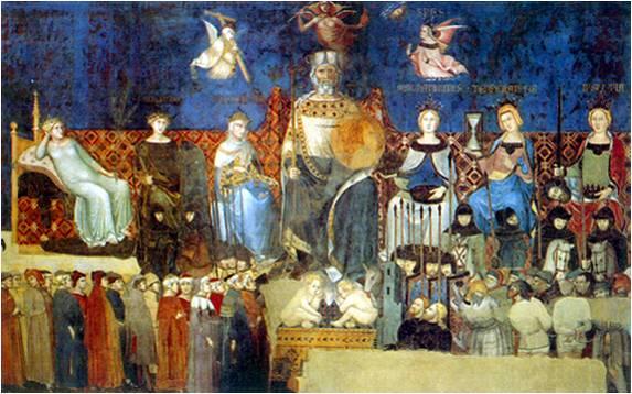goed-bestuur-samenleving-fresco-siena-ambrogio-lorenzetti-14e-eeuw